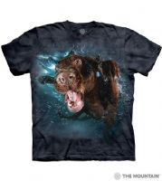 Hodge T-shirt | Underwater Dog T-shirts | The Mountain®